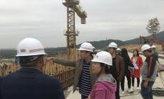 [公司要闻]陕旅集团副总经理赵月望检查红色娘子军演艺项目