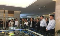 第三届丝博会新疆代表团来陕旅集团参观考察