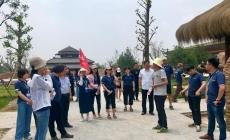 """""""'陕'耀新时代领航新丝路""""主题采访团走进中国·周原景区"""